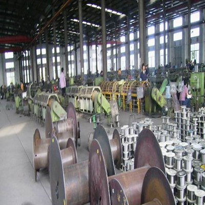 wire producing